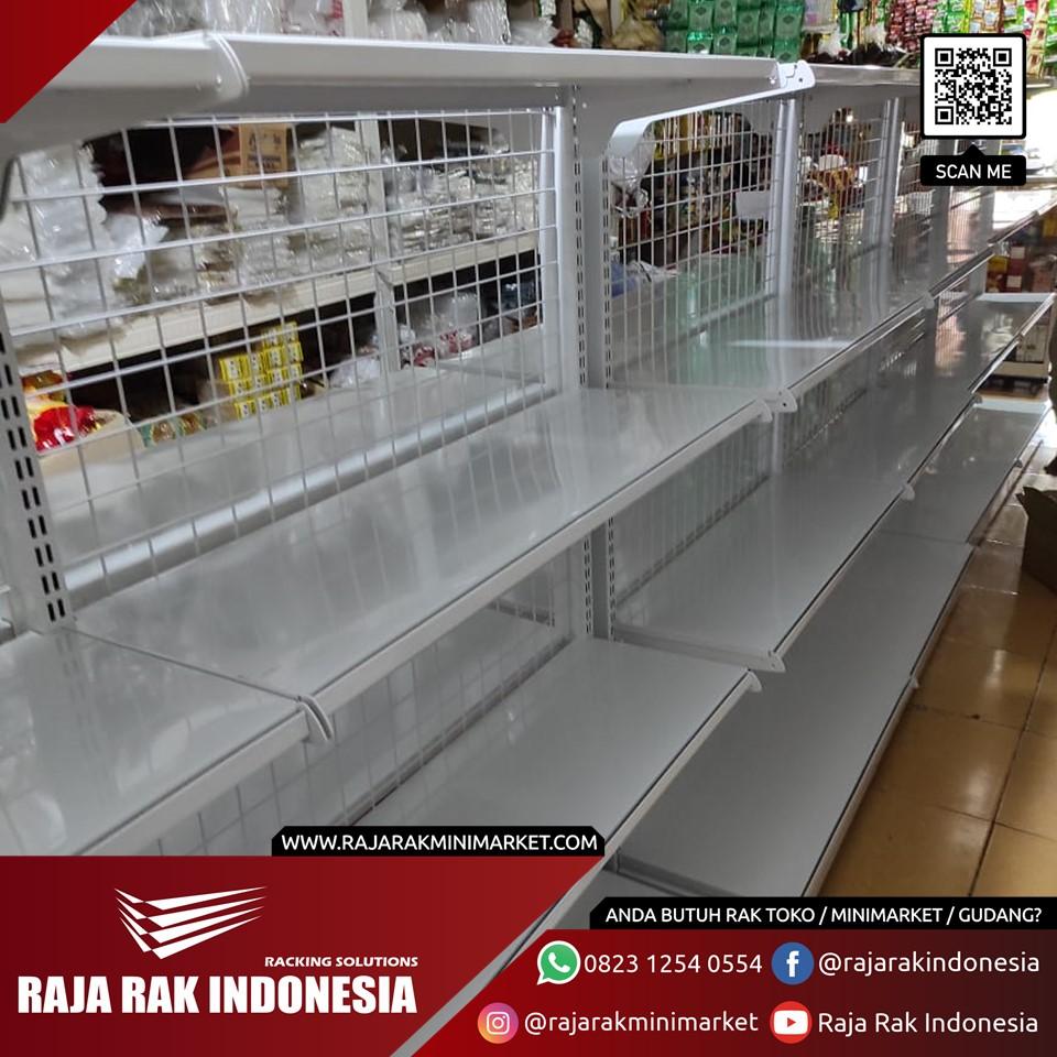 Pengiriman Rak Minimarket ke Pondok Ranggon, Cipayung, Jakarta Timur