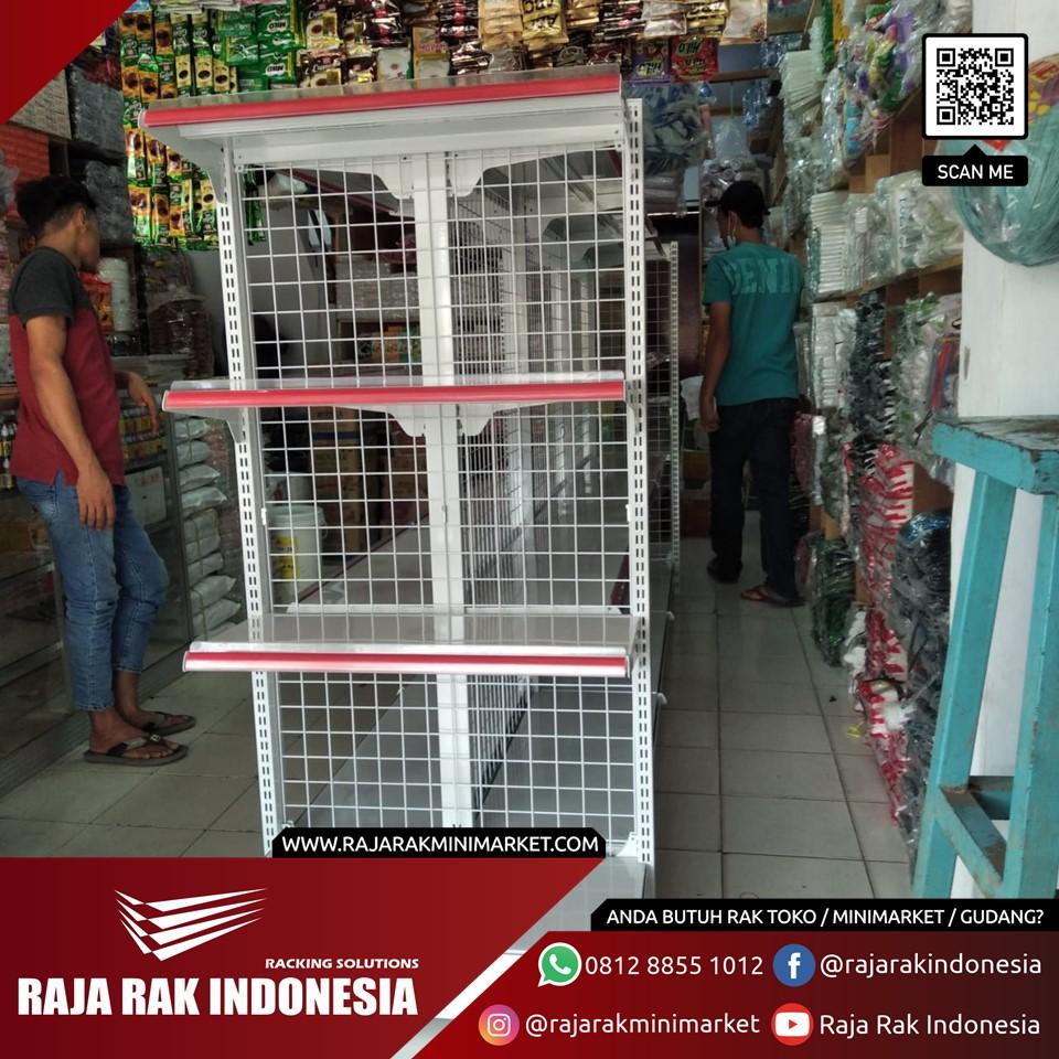 Pengiriman Rak Minimarket ke Bekasi, Jawa Barat
