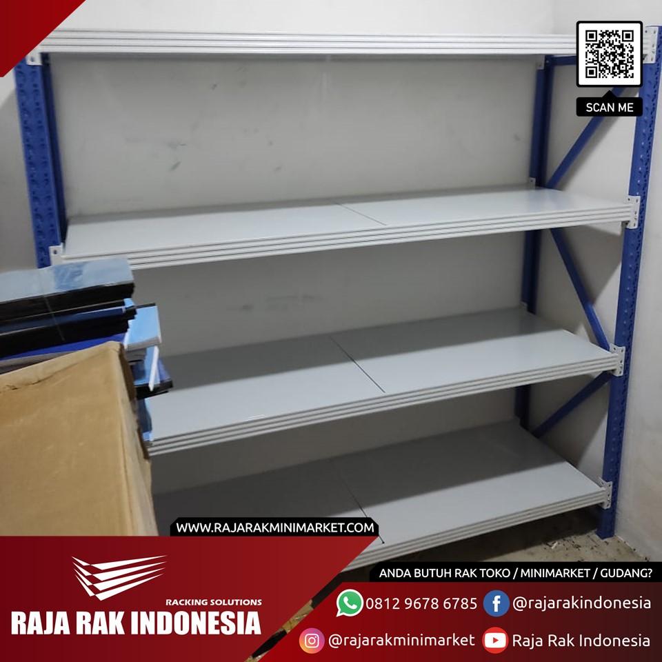 Pengiriman Rak Gudang ke Polda Metro Jaya, Senayan, Jakarta Selatan