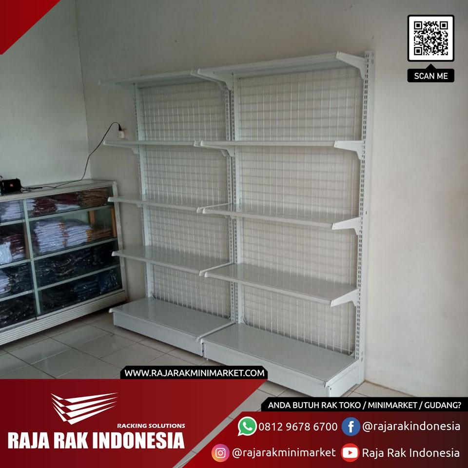 Pengiriman & Pemasangan Rak Minimarket di Perumahan Asri Pratama, Cibitung, Bekasi