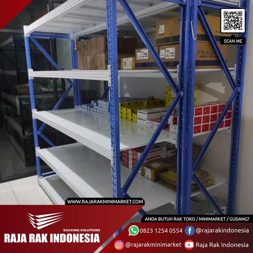 Pengiriman & Pemasangan Rak Gudang di Pejagalan, Jakarta Barat
